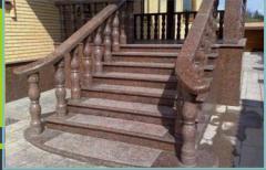 Tile for steps
