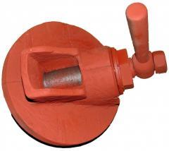 Кран пробный для вакуум-аппарата Ж4-ПВА