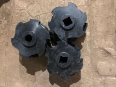VDF-3 VDF-6 water separator disk rubber