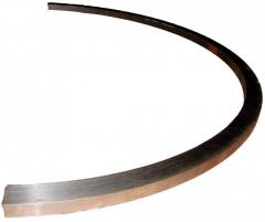 Half ring of beet cutters of T2M-STs2B-12,