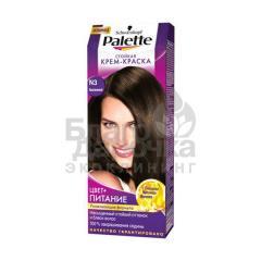 Краска для волос Pallete n3 каштановый 50 мл