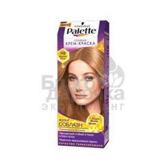 Краска для волос Pallete н8 медовый блонд 50 мл