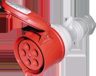 Socket figurative ISN 3253 Power sockets