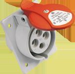 The socket the built-in IEN Power sockets