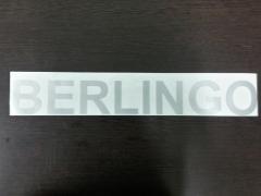 Citroen Berlingo sticker
