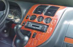Pad on the VIP panel 1996-1999 Mercedes Vito 638