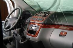 Pad on panel.meric Mercedes Vi