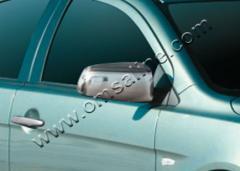 Pad on mirrors nerzh 2 pieces of Mitsubishi Lancer