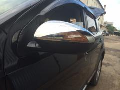 Pad on Carmos mirrors steel. 2 pieces of Nissan