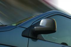 Pad on Abs mirrors Carbon of 2 pieces Omsa VW
