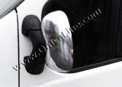 Pad on mirrors layer. Opel Vivaro Carmos