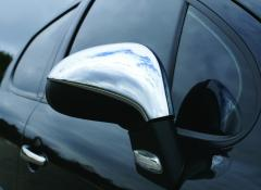 Pad on mirrors nerzh 2 pieces of Peugeot 207