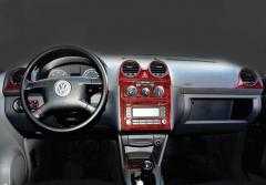 Pad on the VW Caddy panel