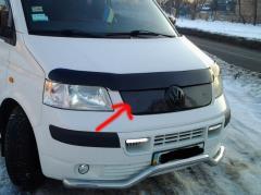 Winter Volkswagen Discoveryy T5 ABS radiator