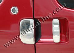 Pad on car of the Citroen Berlingo handle for 5