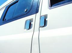 Pad on door Ford Transit handles steel 3 doors 4