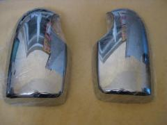 Pad on Ford Transit mirrors layer. 2 pieces of