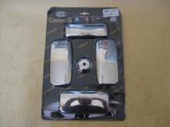 Pad on Carmos handles 4 doors 1 Ford Transit lock