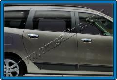 Pad on Dacia Lodgy handles
