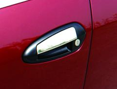 Pad on car for Fiat Linea handles of 4 pieces