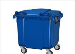 Мусорные контейнеры для ТБО (1100 л) Синий