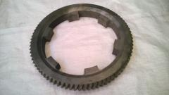 Gear wheel furnace sulphurous BVYa-2
