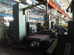 Machine horizontally boring 2A620F2-1