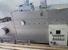 Tunnel furnace pita 5 of m of 45 kW