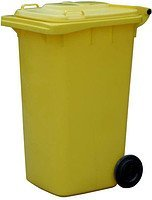 Container of plastikovy 120 l