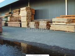 Edged, unedged wooden boards