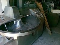 Куттер RMK-120 нерж. чаша
