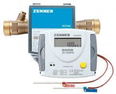 Ultrasonic compound heat meter of Multidata WR3,
