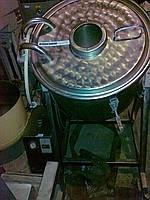Vacuum masseur of Roscher matic TU-80