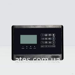 Central panel of the Altronics AL-450TOUCH Black