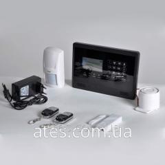 Комплект проводной GSM сигнализации Altronics AL-451 TOUCH KIT (Black)