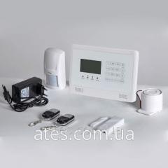 Проводной комплект GSM сигнализации AL-451 TOUCH KIT white