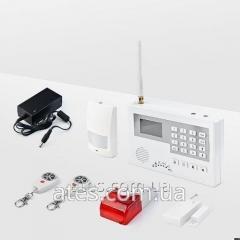 Система GSM-сигнализации Altronics AL-801 KIT