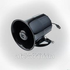 Wireless sirens of WS-10
