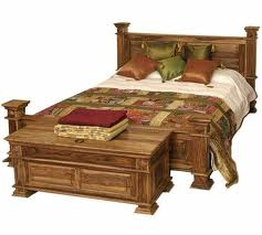 Beds wooden production sale.