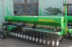 Зерновая сеялка Ника 6