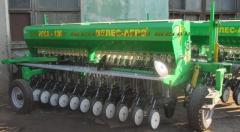 Seeder grain Nika 4
