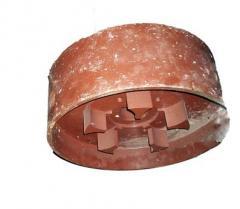 Pulley brake 1.1630-8.38-00 FPI-1251T-01