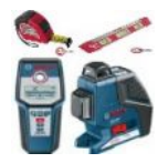 Измерительный инструмент: Детекторы; Инструменты