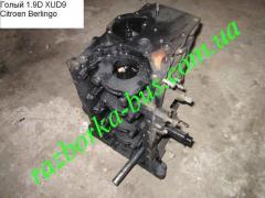 Блок двигателя голый 1.9D (XUD9) CitroenBerlingo
