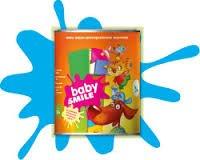 Эмаль универсальная акриловая Baby Smile
