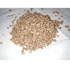 Biological fuel Pellets from oats pod