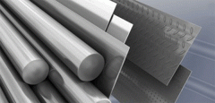 Metal rolling from special steels