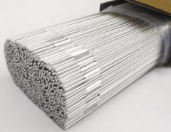 Electrodes for welding of aluminum and its alloys