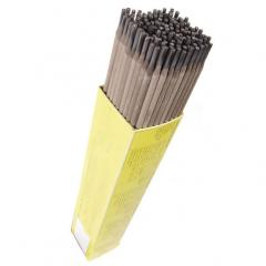 Electrodes for welding heat-resistant staly