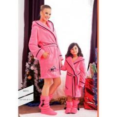 Детский халат Anna Christina 6015